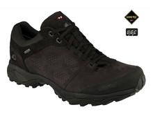 Viking Quarter III Leather GTX Black Pewter - dámské boty multisport d022719a03