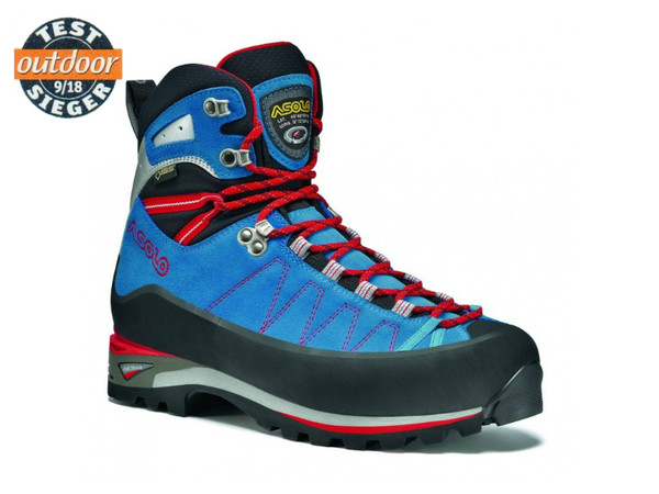 Asolo Elbrus GV MM blue aster silver technické boty pro VHT ... beef7696ed