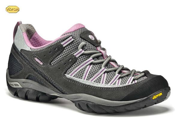 11087a5ec39 Asolo Ember ML Graphite grey - dámské nízké trekové boty ...