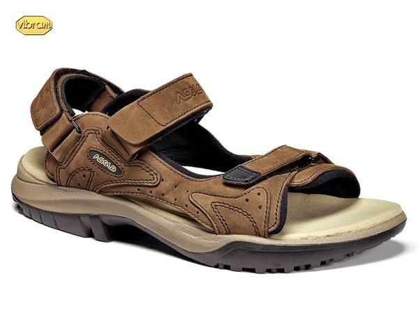 da6628d1a32b Asolo Metropolis Brown sandále trekové unisex - PandaOutdoor.cz