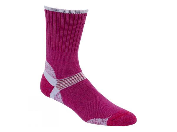 c4472367db8 Bridgedale Merino Hiker Women Special Edition berry dámské ponožky ...