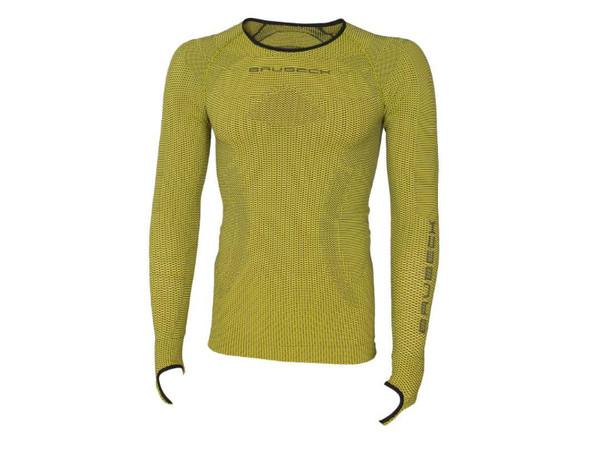 Pánské tričko s dlouhým rukávem z kolekce BICYCLE je ideální oblečení pro  cyklistiku v letním i přechodovém období. Vyrobeno je z dvouvrstvého úpletu  ... f45568c13c