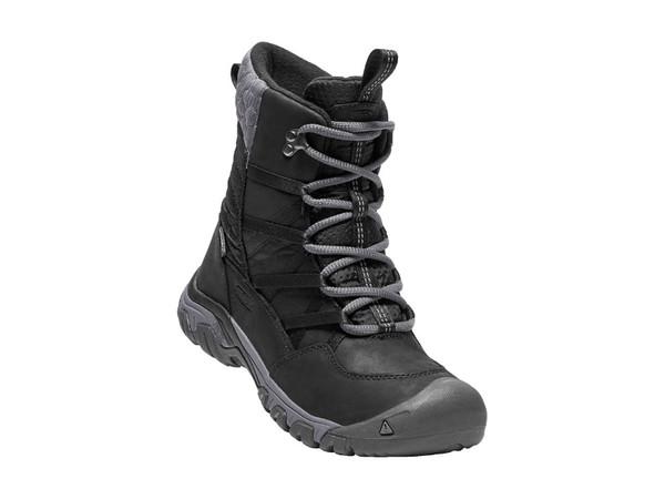Keen Hoodoo III Lace UP W Black Magnet dámské zimní boty ... 589b2a17839
