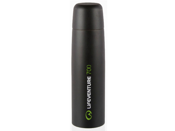 LifeVenture TiV Vacuum Flask 700 ml Dark Grey - termoska ... f443579d2cb