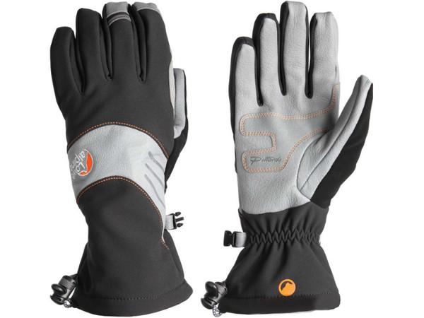 Lowe Alpine Alpinist Glove black odolné softshell rukavice ... 69fb3b239e