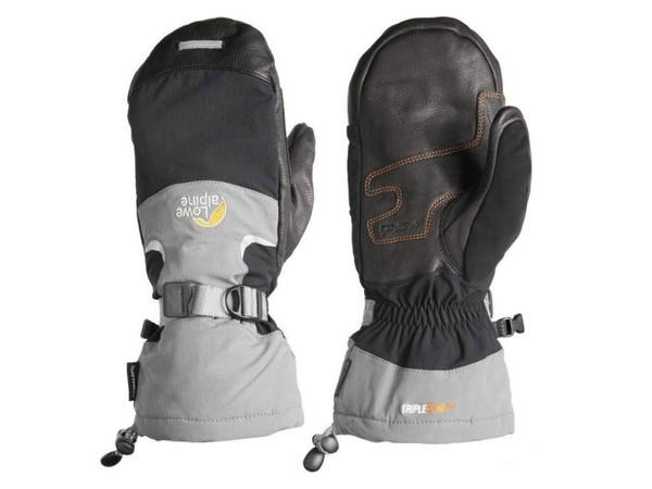 Lowe Alpine Raptor Mitt Black - alpinistické rukavice palčáky ... 6323574ff9