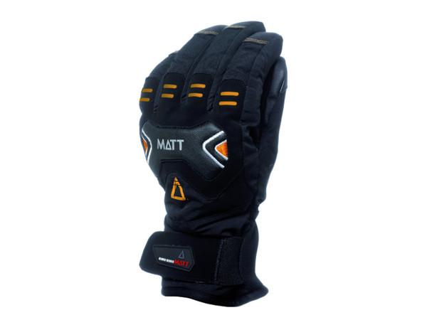 Matt 3152 Rocky Tootex Gloves Black prstové softshellové rukavice ... 4ea4bf8c4f