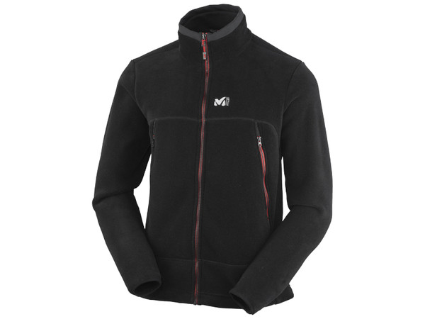 Millet Great Alps Jacket Men Noir Rouge pánská bunda - PandaOutdoor.cz 10085097bf