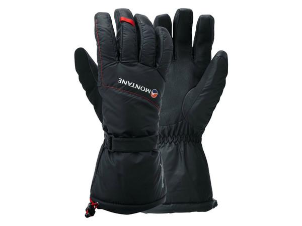 Montane Extreme Glove Black lehké izolační rukavice - PandaOutdoor.cz 33175bf77f
