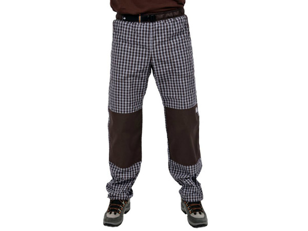 d4ae822265de REJOICE MOTH K180 U54 černá kostka - plátěné kalhoty rejoicky ...