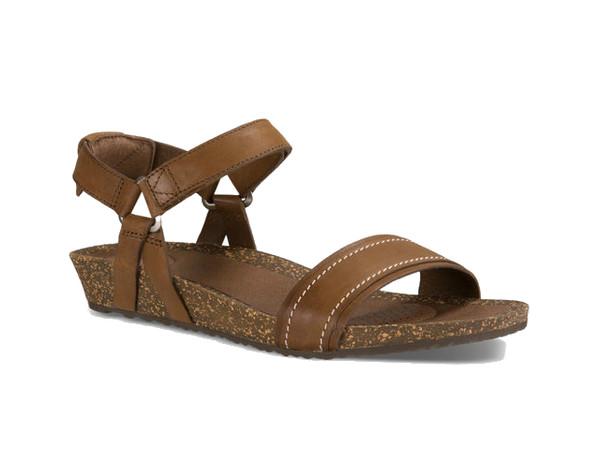 9d5fef139206 Teva Ysidro Stitch Sandal 1015120 Brown dámské sandály - PandaOutdoor.cz