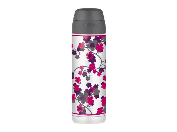 Thermos Style 530ml třešňový květ - termoska s brčkem - PandaOutdoor.cz b85028e7544
