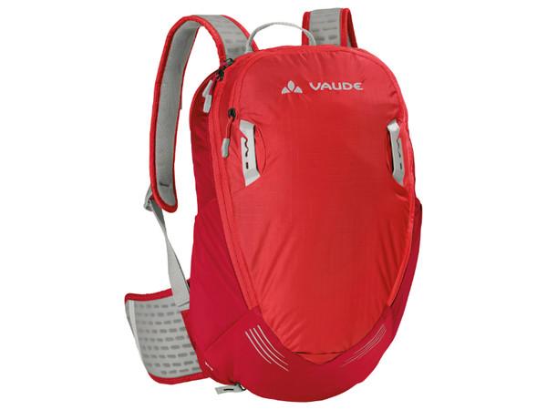Vaude Cluster 10+3 indian red - cyklo batoh - PandaOutdoor.cz ccb515d00d