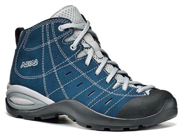 Asolo Carson GTX JR Denim Blue - dětské turistické boty ... d384e812cc