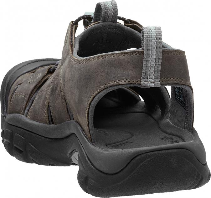 Keen Newport M Man Neutral Gray   Gargoyle pánské sandály kožené ... 13a728cb43