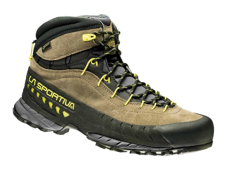c2bb8801b4a La Sportiva TX4 Mid GTX Taupe Sulphur pánské kotníkové boty ...