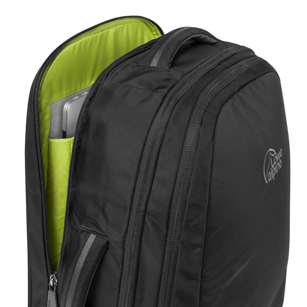 94e5791b58e Lowe Alpine Cloud 35 black batoh na notebook a cestování ...