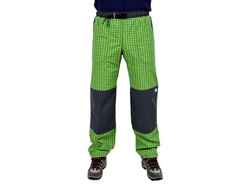REJOICE MOTH K178 U55 zelená kostka - plátěné kalhoty rejoicky ... 9ceb0679d0
