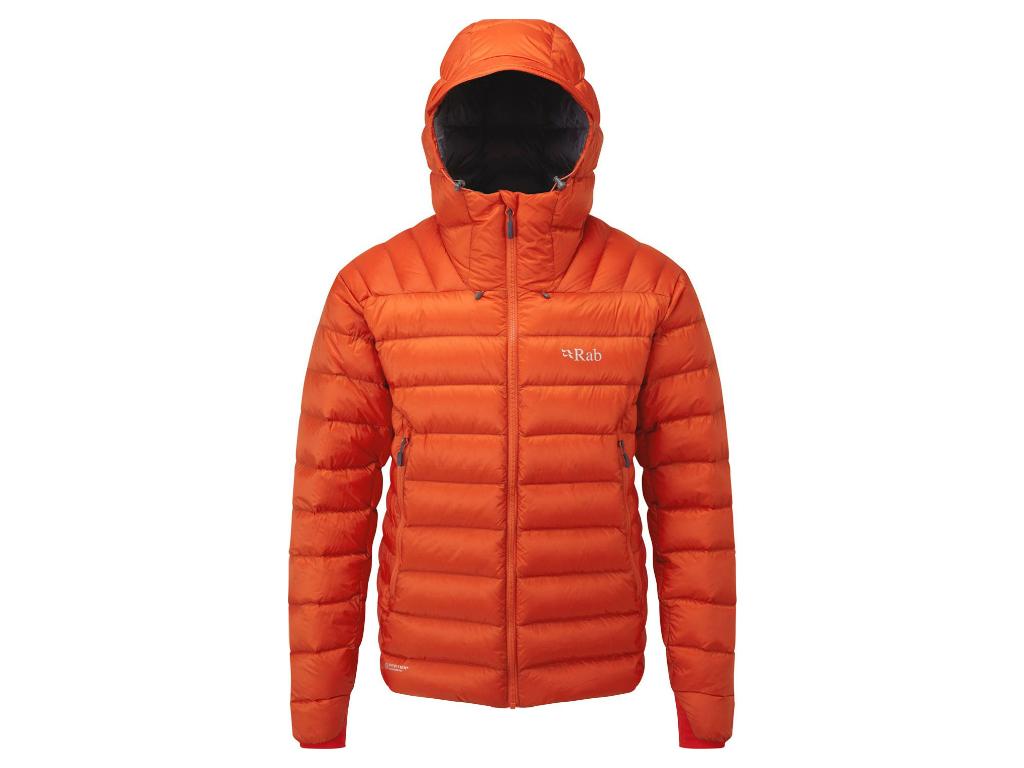 Rab Electron Jacket Oxide pánská péřová bunda - PandaOutdoor.cz d925676fbb