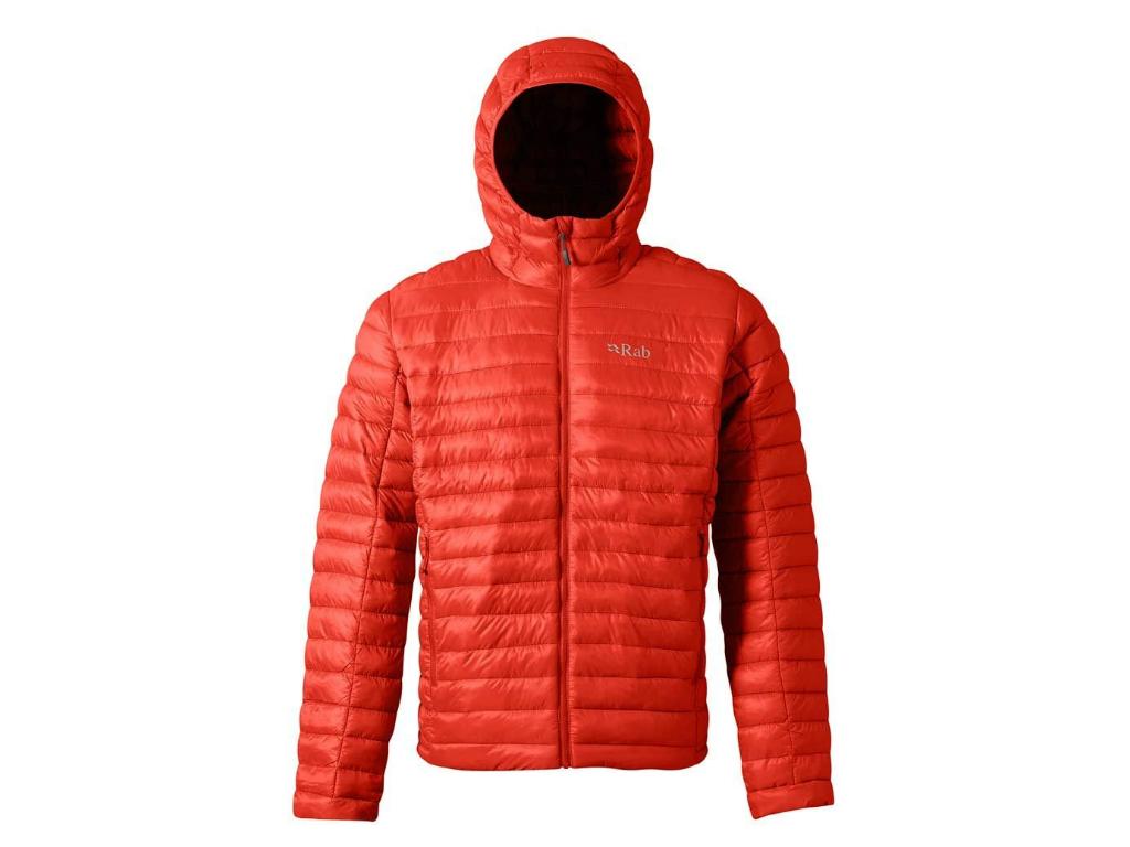 Rab Nimbus Jacket 2018 Oxide Steel pánská zateplená bunda ... 614eed99b4