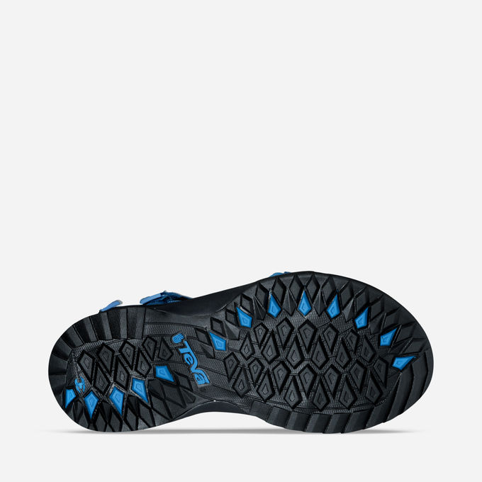 b53620c6299e Teva Terra Fi Lite 1001474 Atitlan Blue - dámské sandály ...