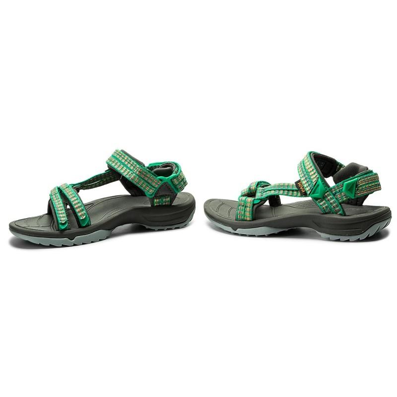 db4524ac4310 Teva Terra Fi Lite 1001474 Samba Fern Multi - dámské sandály ...