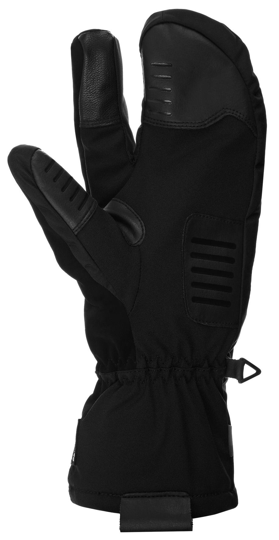 Vaude Syberia Gloves III 05361 Black - zateplené 3-prsté rukavice ... dade3de67a