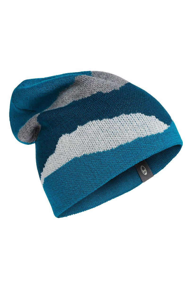 Icebreaker Apex Hat Alpine Snow Night - zimní čepice - PandaOutdoor.cz 26e80b50c5