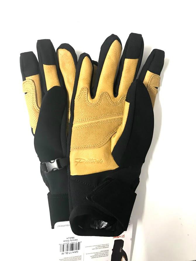 Prodyšné a větruodolné softshellové rukavice do chladnějších podmínek. aabaffd09f