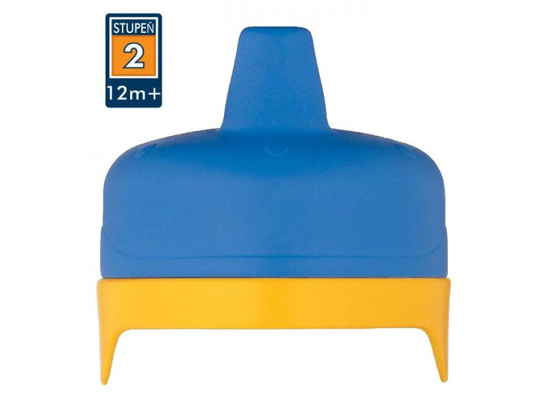 Set Thermos FOOGO 290ml modrá - kojenecká termoska (stupeň 1 5a041b99e24