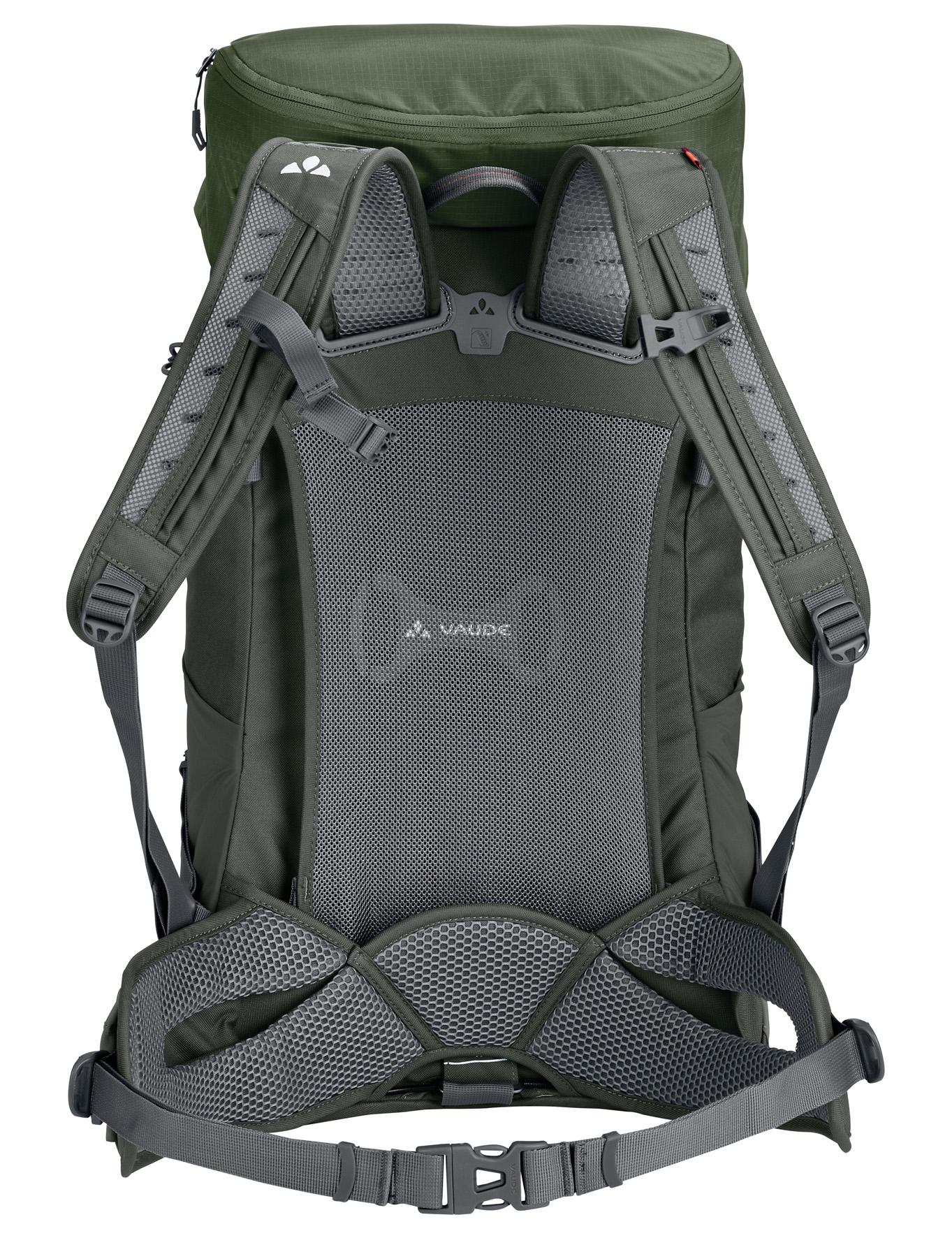 Vaude Brenta 35 turistický batoh s odvětranými zády - PandaOutdoor.cz 6566a0e94b