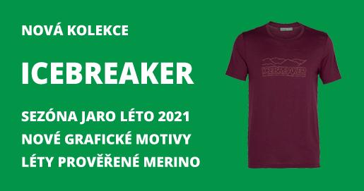 kolekce Icebreaker SS2021