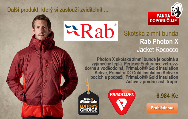 Rab Photon X Jacket