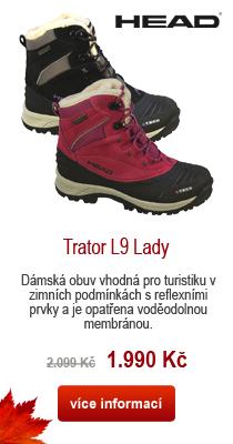 Head Trator L9 Lady WTPF