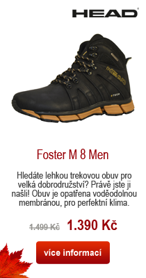 Head Foster M 8 Men Thermotex WTP