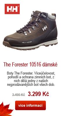Helly Hansen W The Forester 10516 Espresso