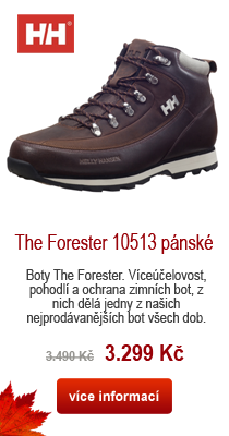 Helly Hansen The Forester 10513 Cofee Bean