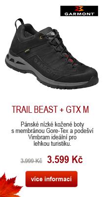 Garmont TRAIL BEAST + GTX M