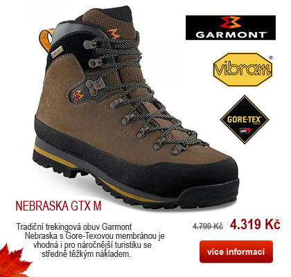 Garmont NEBRASKA GTX M dark brow