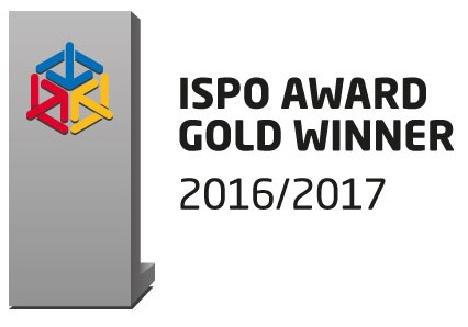 ISPO AWARD GOLD WINNER 2016/2017
